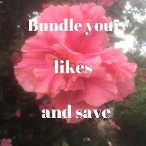 Other - Bundle your favorites